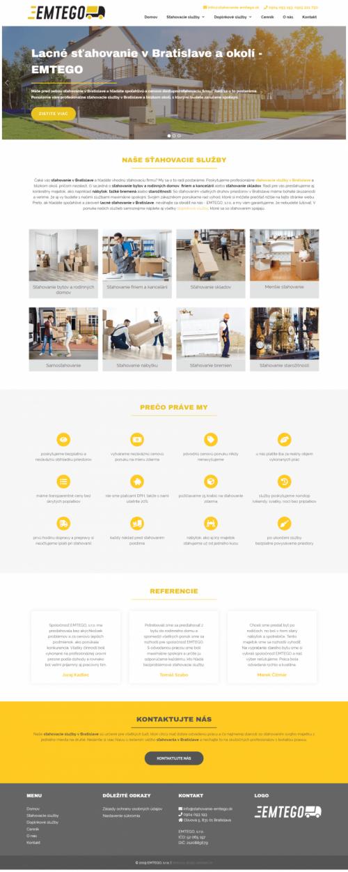 webdizajn Emtego