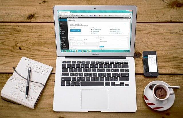 Ako pridať fotky vo Wordpresse